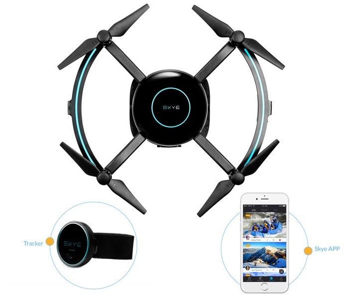Auto Follow Drone