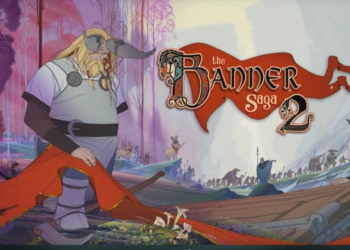Banner Saga 2 Gameplay