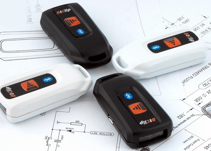 BtClip Micro Bluetooth Wireless Data Collector