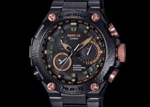 Casio G-Shock MR-G Hammer Tone Watch Unveiled For $6,200