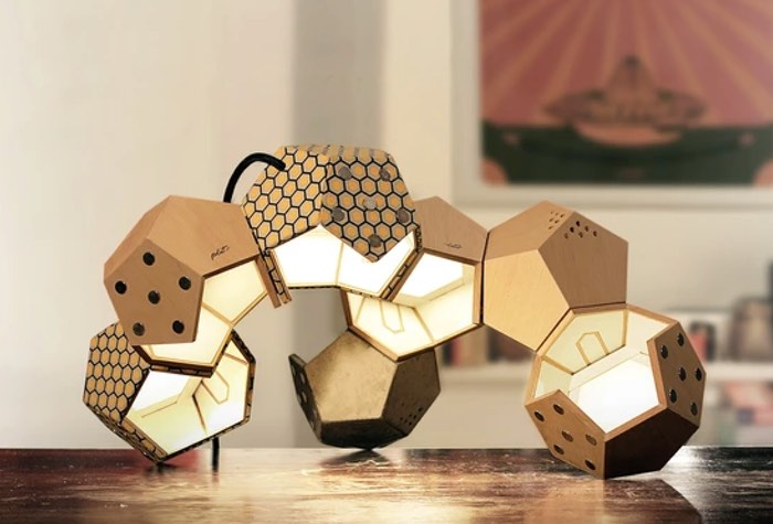 D-Twelve Lamp Modular Magnetic Lighting System