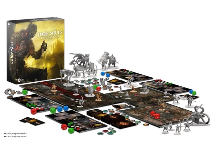 Dark Souls Board Game-1