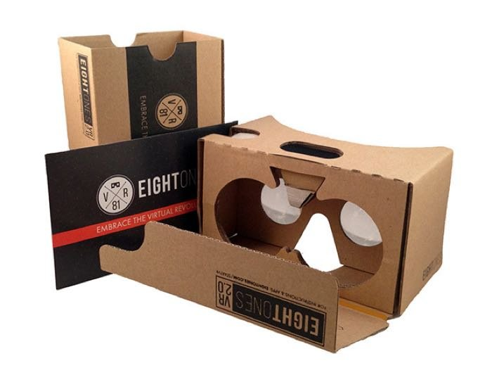 EightOnes Virtual Reality 2.0 Kit