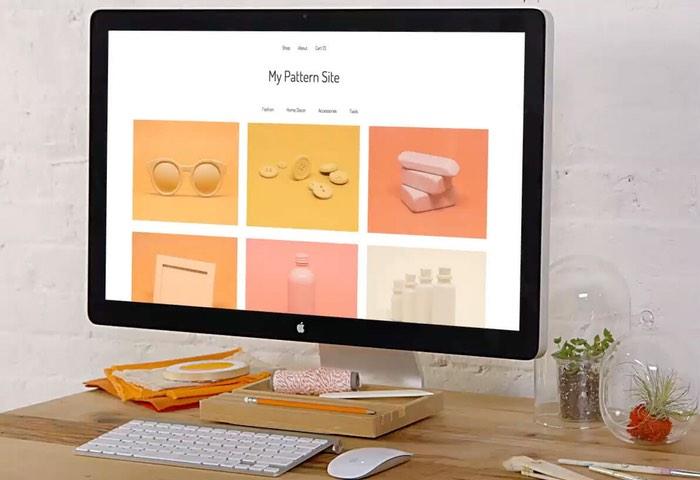 Esty Pattern Online Store Builder Service