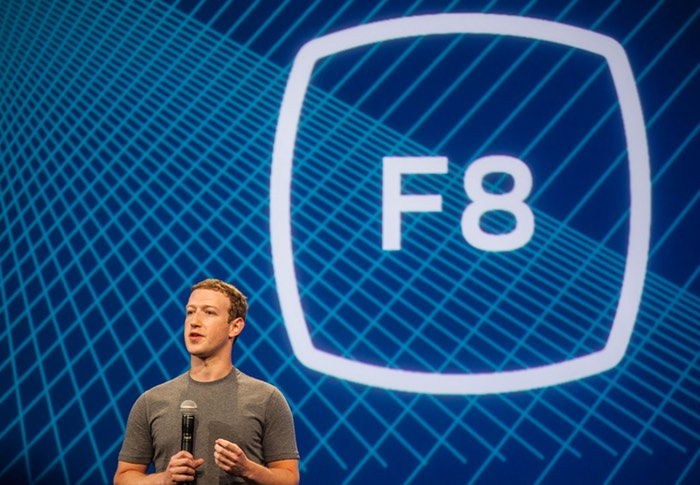 Facebook Developer Conference F8 Keynote 2016