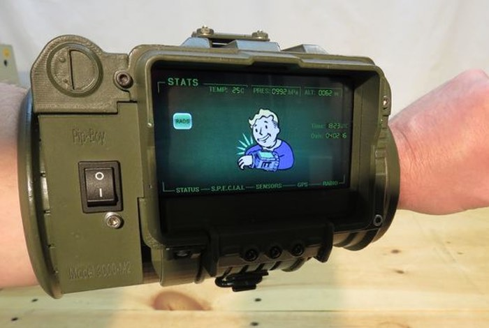 Fallout Pipboy 3000 Mark II