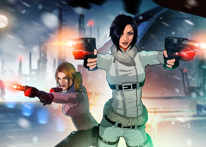 Fear Effect Game