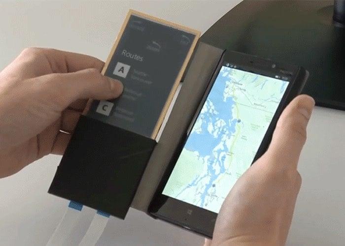 Fexible ePaper Display