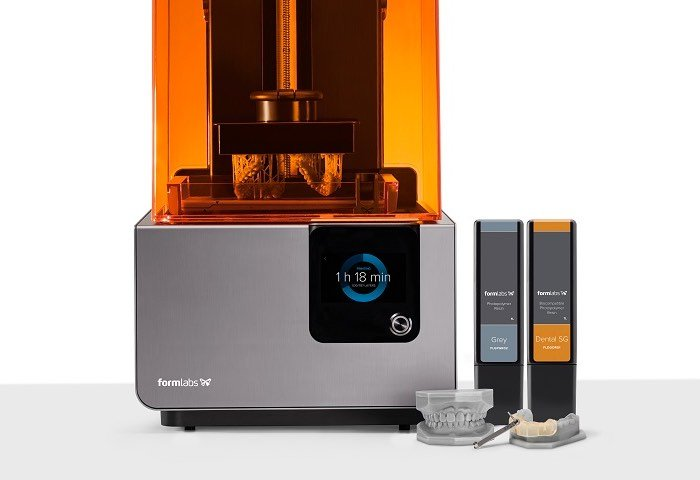 Formlabs Introduces Biocompatible Resin For Desktop 3D Printing