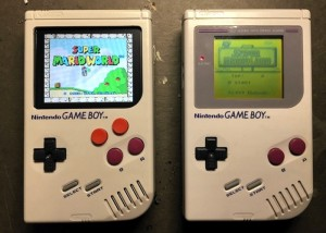 Game Boy Zero Raspberry Pi