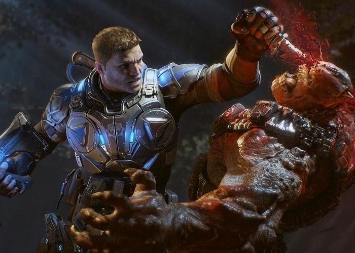 Gears of War 4 Multiplayer Gameplay