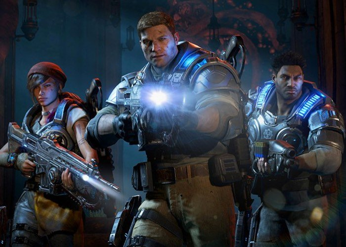 Gears of War 4 Now Available For Pre-Order