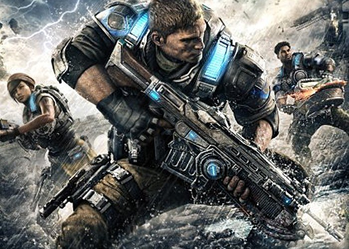 Gears of War 4 Trailer