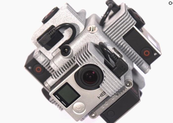 Unique GoPro 360 Mount