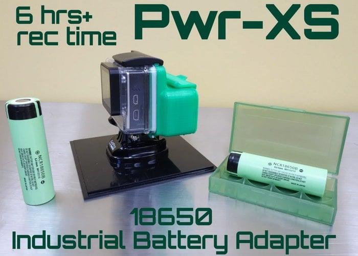 GoPro Battery Adapter