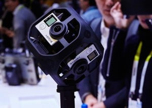 GoPro Omni Camera Created For Virtual Reality Officially Unveiled