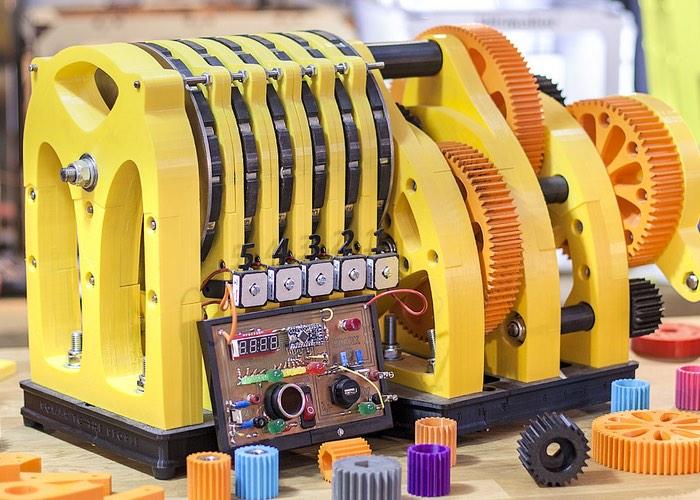 Hand Crank Generator-1