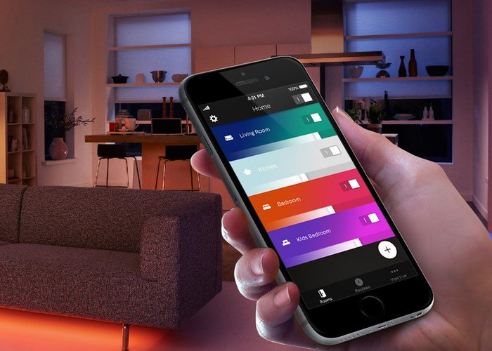 Philips Hue 2.0 App Home Automation