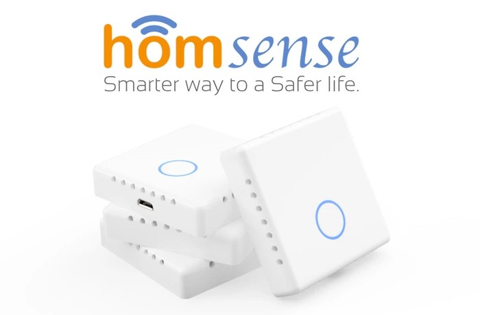 Homsense Home Automation And Monitoring System