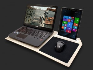 Hover X – Ultimate Gamer's Lapdesk, Save 28%