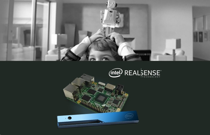 Intel RealSense Robotic Development Kit