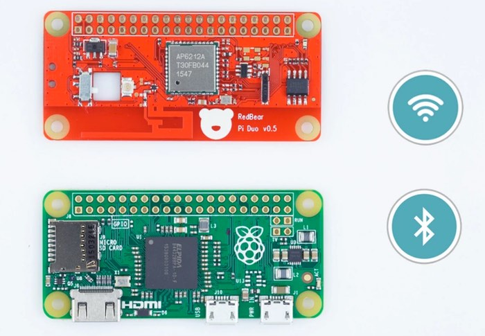 Internet Of Things HAT for Raspberry Pi Zero