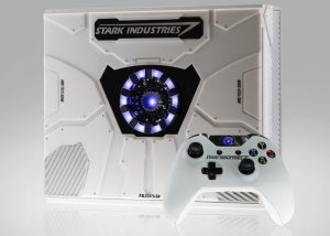 Iron Man Xbox One Special Edition Console Unveiled By Microsoft (video)