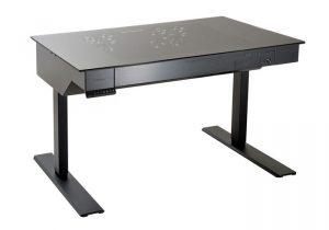 Lian Li Standing Desk DK-04 Computer Case Unveiled For $1,499 (video)