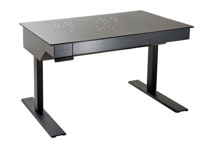 Lian Li Standing Desk DK-04 Computer Case