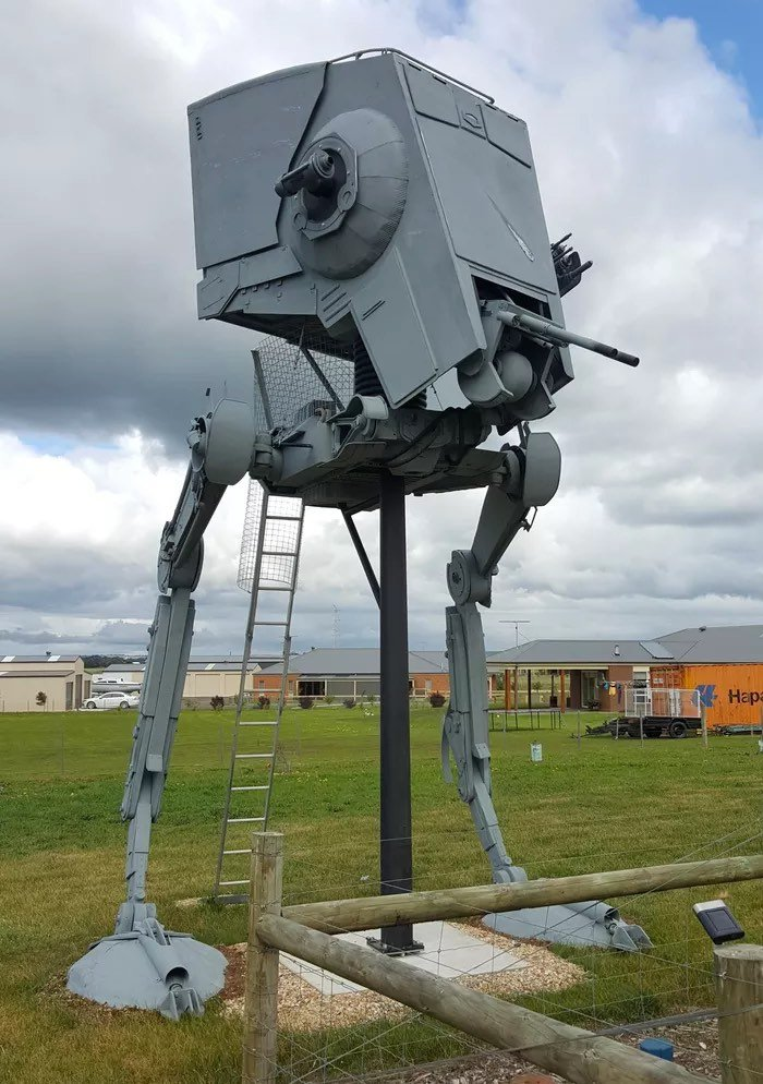 Star Wars AT-ST Walker