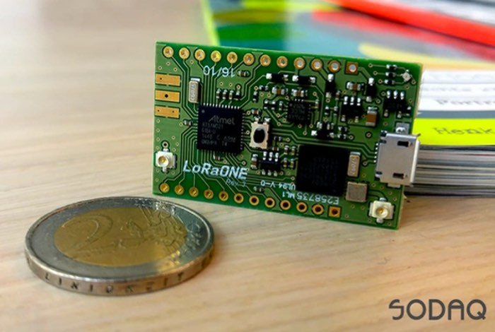LoRaONE Internet of Things Development Board