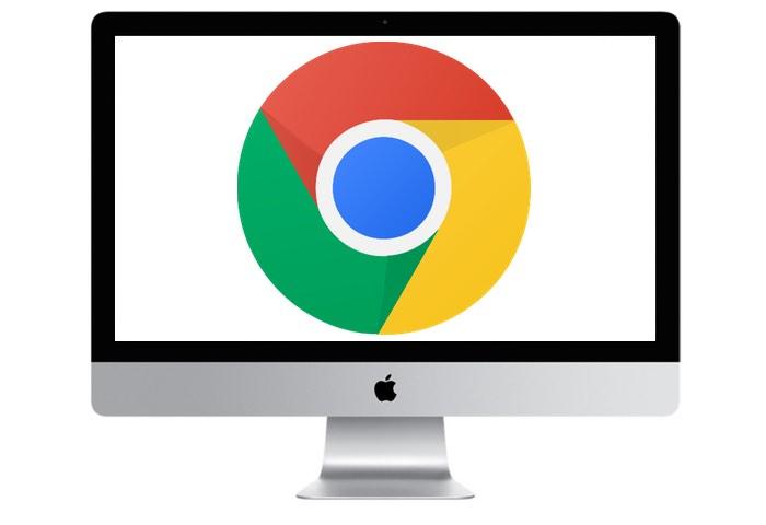 Mac Chrome Web Browser