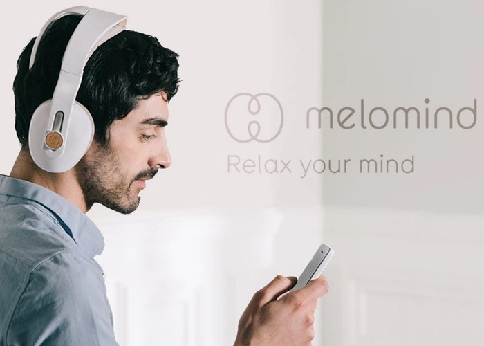 Melomind Relaxation Headset