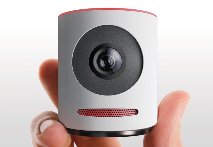 Mevo Camera With Live Facebook Feed
