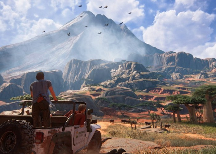 More Uncharted 4 Gameplay Footage Unveiled (video) - Geeky ...