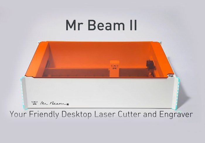 Mr Beam II Desktop Laser Cutter