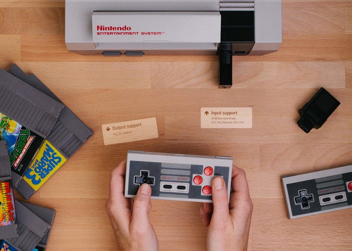 NES Wireless Controller