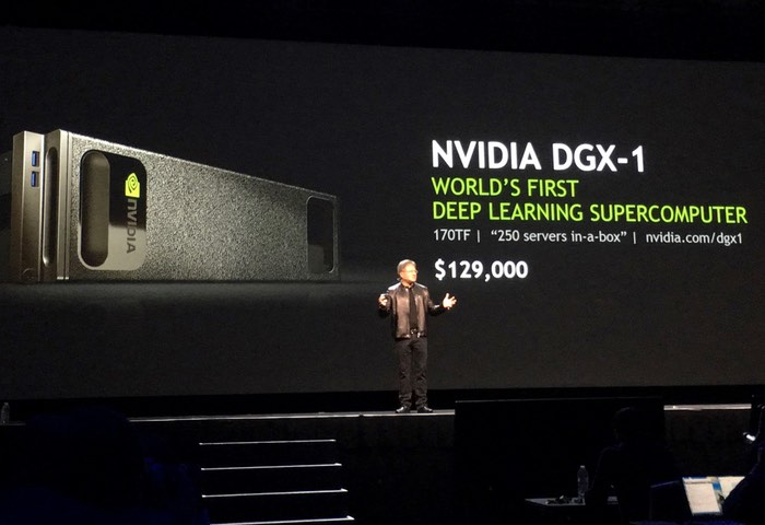 NVIDIA DGX-1 Computer