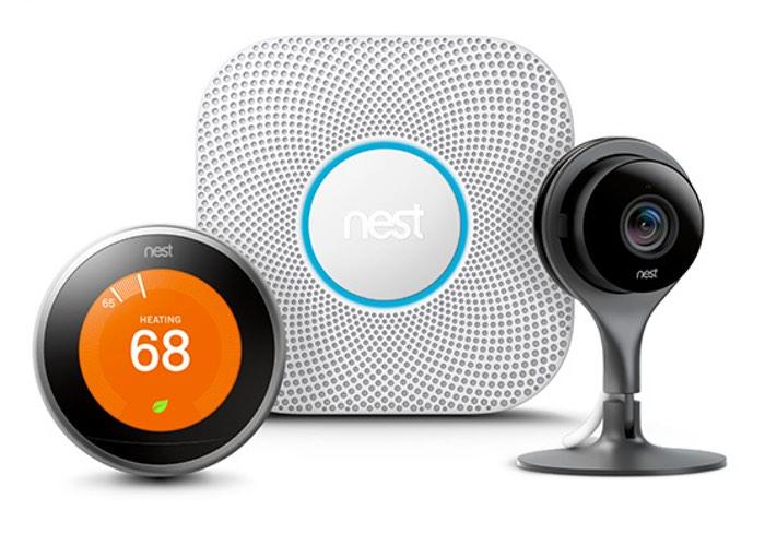 Nest Home Automation Hub