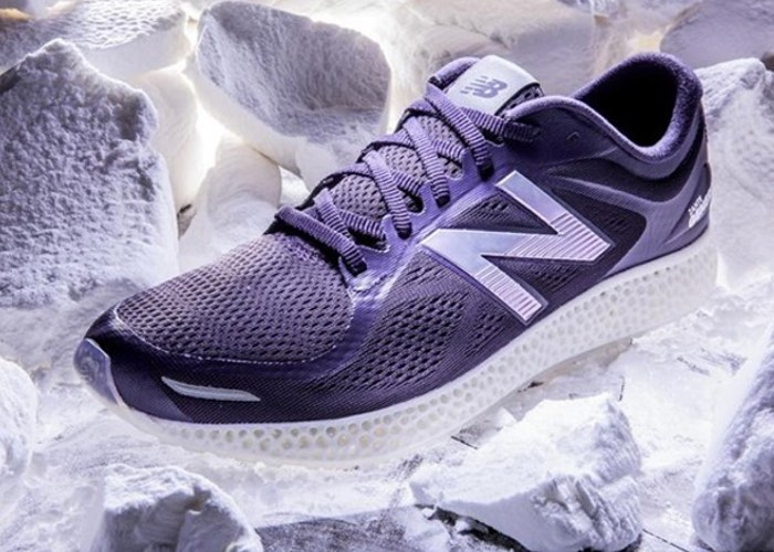 New Balance Zante Generate 3D Printed Sneakers Cost $400