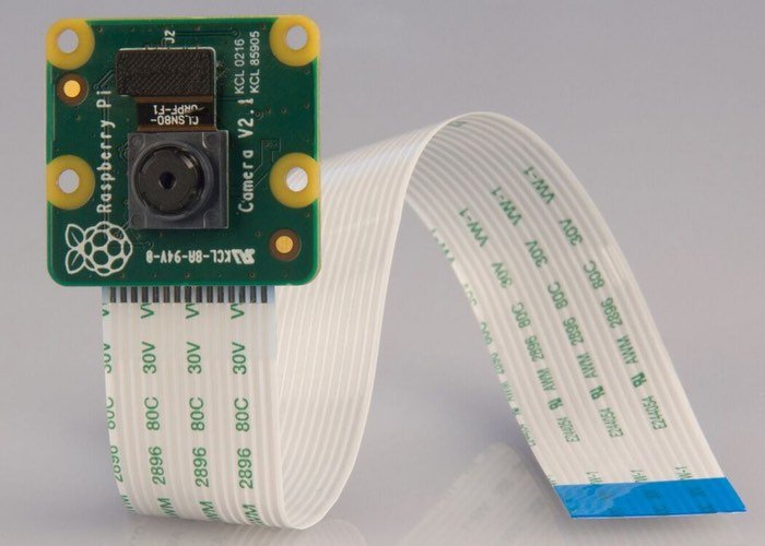 New Raspberry Pi 8 Megapixel Camera