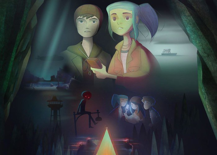 Oxenfree Launches On PlayStation 4