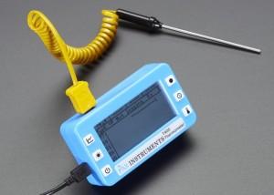 Pax Instruments T400 Arduino Compatible Temperature Datalogger Arrives At Adafruit
