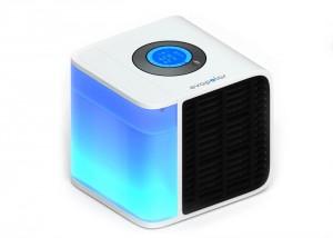 Evapolar Personal Air Conditioner (video)