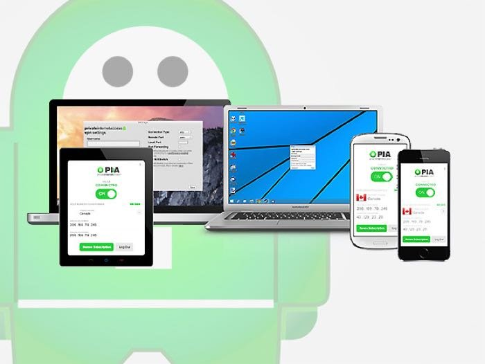 Private Internet Access VPN 2 Year Subscription