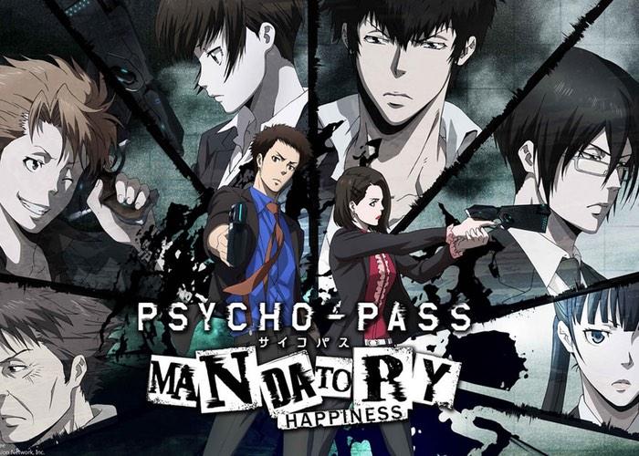 Psycho-Pass Mandatory Happiness