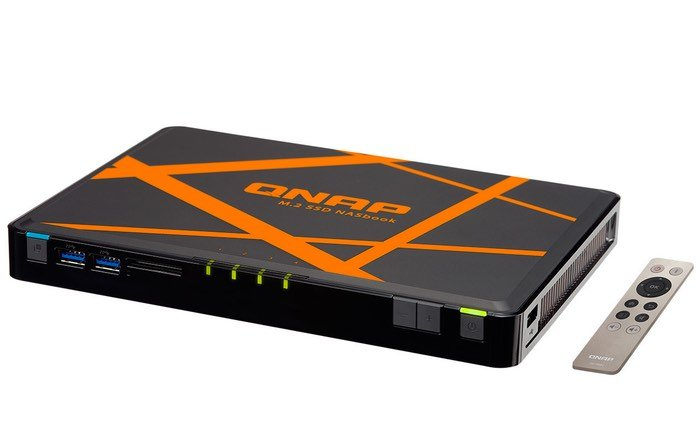 QNAP SSD NASbook
