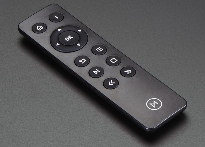 Raspberry Pi Media Center OSMC RF Remote Control