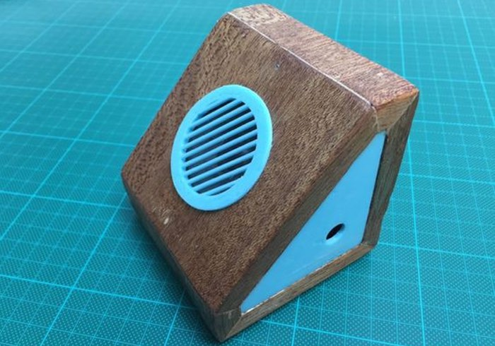 Raspberry Pi Zero AirPlay Speaker Project