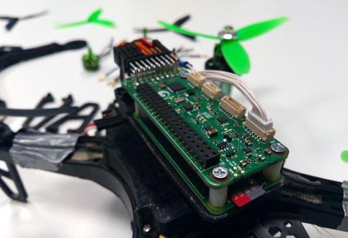 Raspberry Pi Zero Project Pi0drone